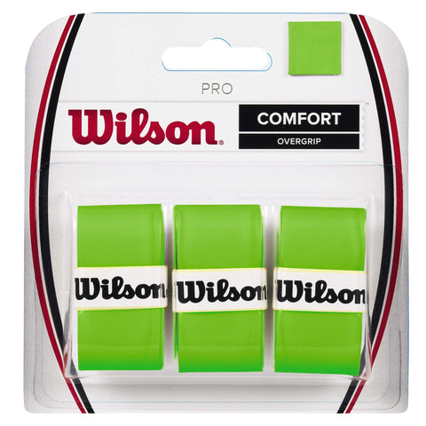 Wilson Pro Overgrips Blade 3 Pack (Green)
