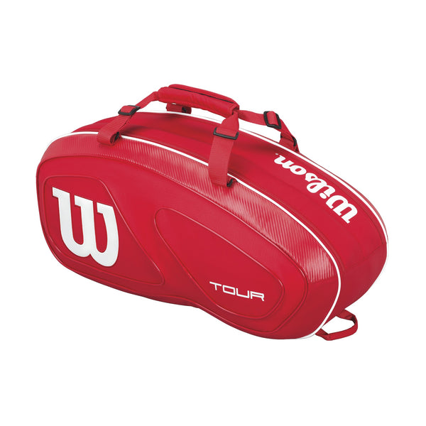 Wilson Tour V 6-Pack Racquet Bag