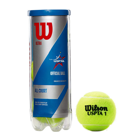 Wilson Ultra Regular Duty Tennis Balls - RacquetGuys