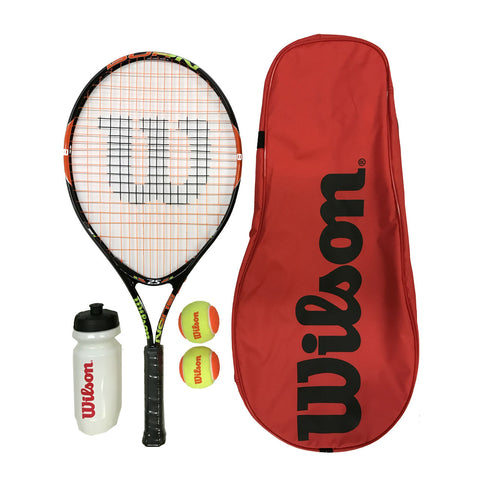 Wilson Burn Junior Tennis Starter Kit