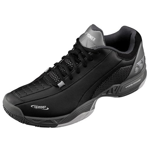 Yonex Power Cushion Durable 3 Mens Tennis Shoe (Black) - RacquetGuys
