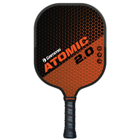 Gamma Atomic 2.0 Pickleball Paddle - RacquetGuys