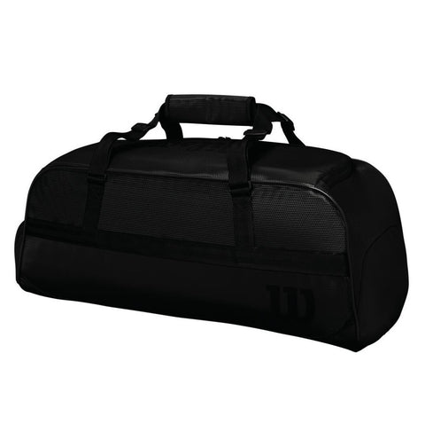 Wilson Tour Duffel Large 3 Pack Racquet Bag (Black) - RacquetGuys