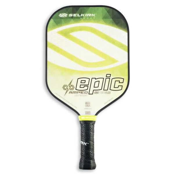 Selkirk Amped Epic Lightweight (Green) - RacquetGuys