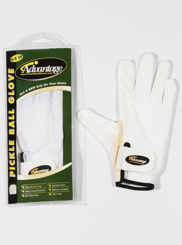 Advantage Pickleball Unisex Full Finger Right Hand Glove - RacquetGuys