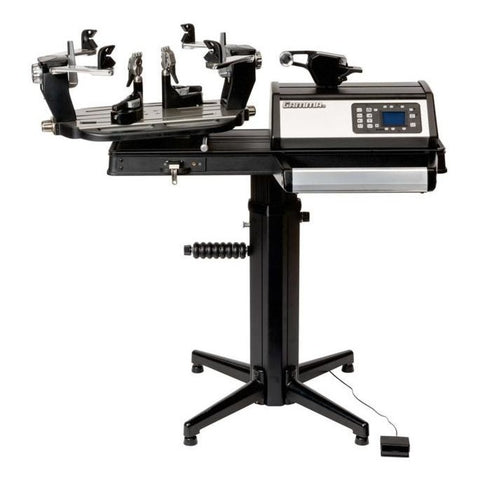 Gamma 8900 ELS Stringing Machine with 6 Point SC Mounting System - RacquetGuys