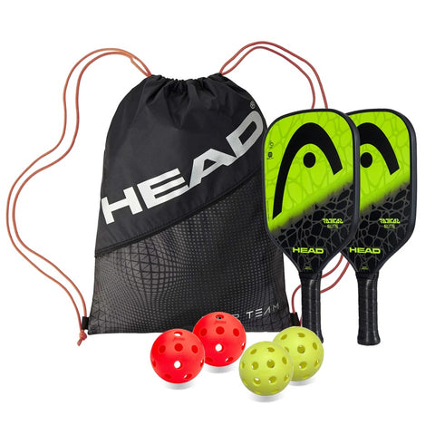 HEAD Pickleball Paddle Bundle - RacquetGuys