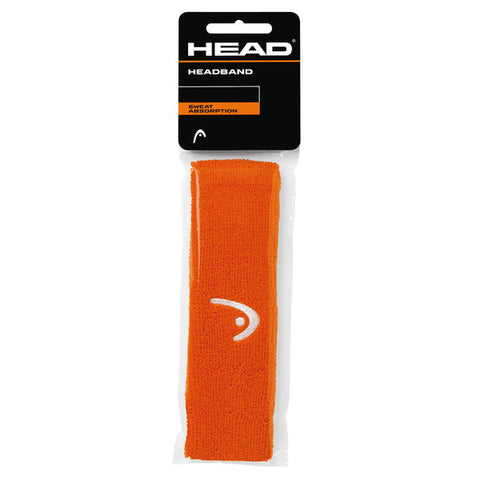HEAD Headband (Orange) - RacquetGuys