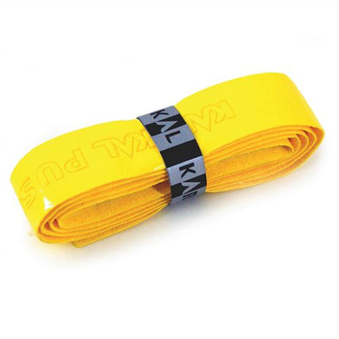 Karakal PU Super Replacement Grip (Yellow) - RacquetGuys