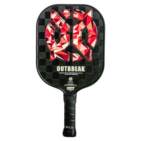 Onix Outbreak Pickleball Paddles