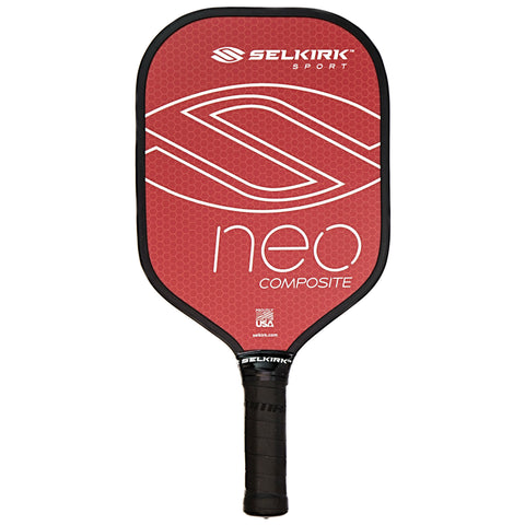 Selkirk Neo Composite (Red) - RacquetGuys