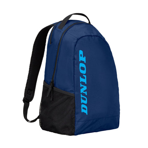 Dunlop CX Club Backpack Racquet Bag (Navy) - RacquetGuys