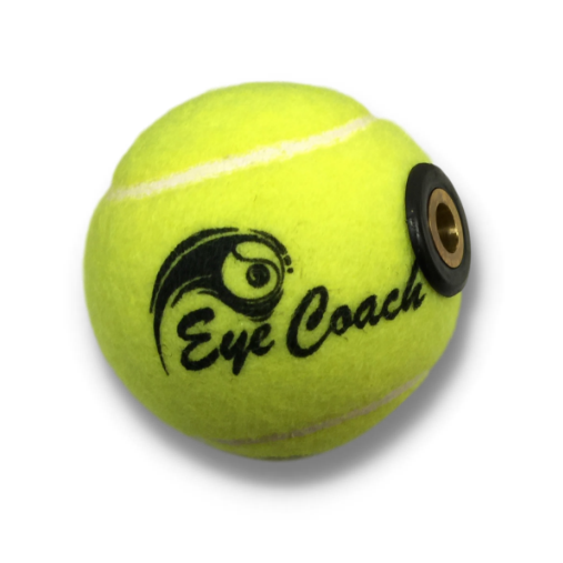 Billie Jean King's Eye Coach Replacement Ball - RacquetGuys.ca