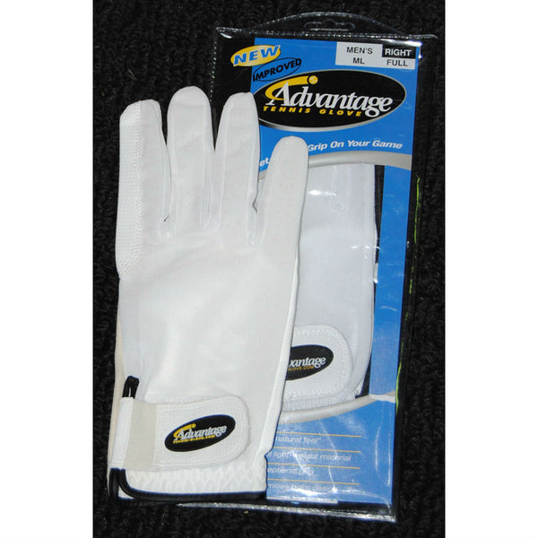 Advantage Tennis Glove Full Finger Left Mens - RacquetGuys.ca
