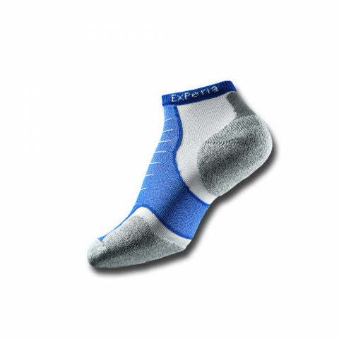 Thorlo Experia Micro-Mini Unisex Sock (Royal Blue)