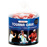 Tourna Grip Original Overgrips Tour Travel Pouch 30 Pack