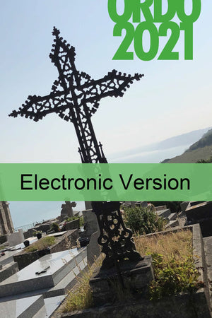 Ordo 2021 Electronic Version