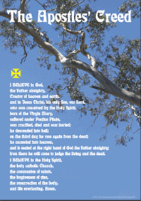 RCIA Apostles Creed - Liturgy Brisbane