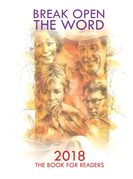 Break Open the Word 2018 - Liturgy Brisbane