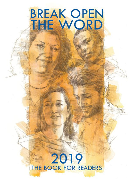 Break Open the Word 2019 - Liturgy Brisbane