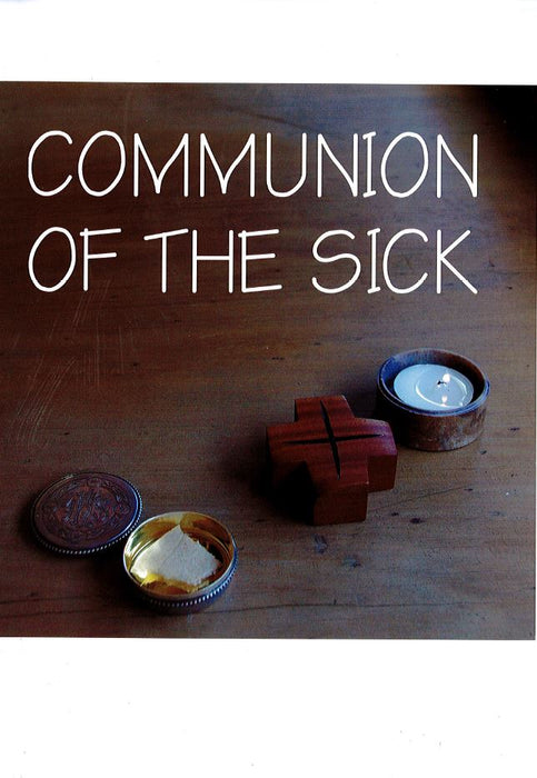 Communion of the Sick - Liturgy Brisbane