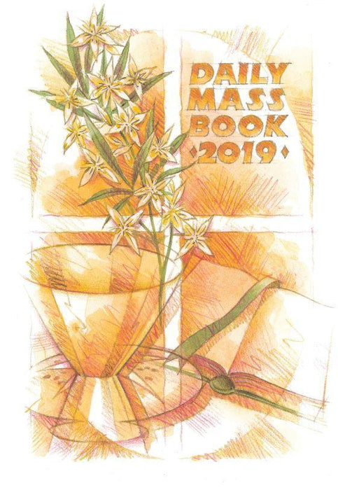 Daily Mass Book 2019 - Liturgy Brisbane