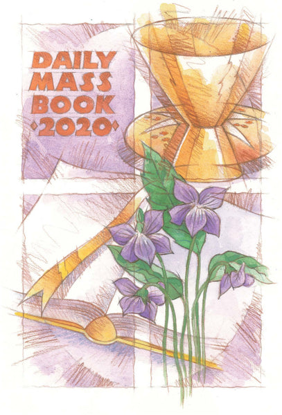 Daily Mass Book 2020 - Liturgy Brisbane