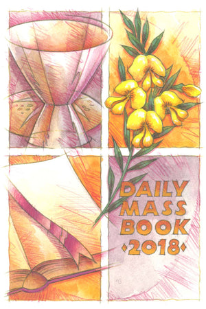 Daily Mass Book 2018 - Liturgy Brisbane