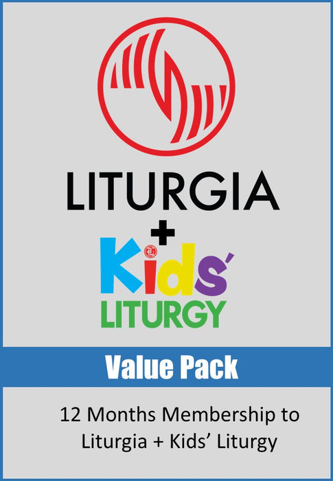 Liturgia (Up to 5 Users) and Kids Liturgy Year A 2020 - Liturgy Brisbane