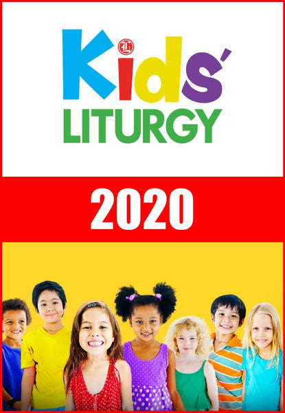 Kids' Liturgy Licence Year A 2020 - Liturgy Brisbane