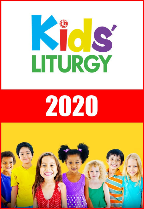 Kids' Liturgy Licence (Liturgia Subscriber) Year A 2020 - Liturgy Brisbane