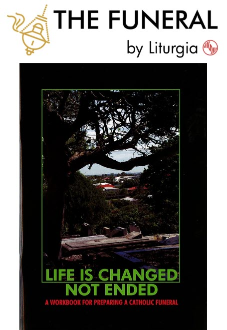 Combined Life is Changed Not Ended and THE FUNERAL by Liturgia - Liturgy Brisbane