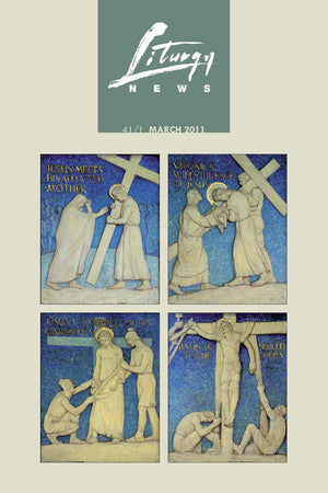Liturgy News 2011 March Download - Liturgy Brisbane