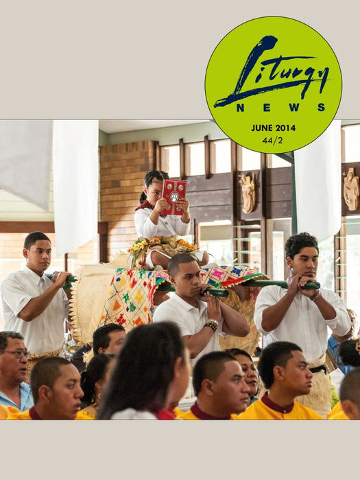 Liturgy News 2014 June Download - Liturgy Brisbane