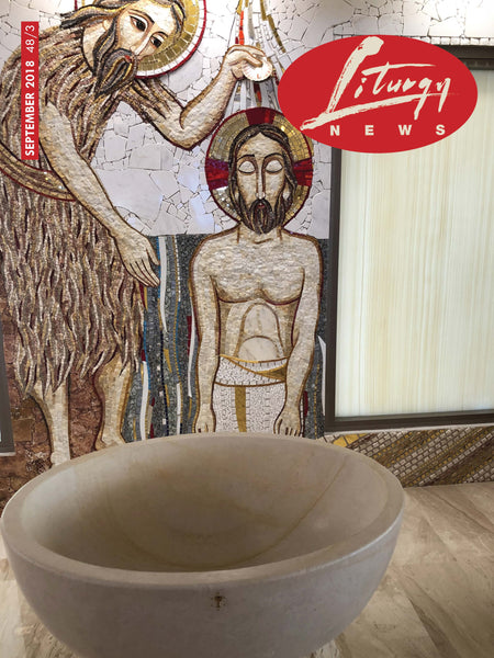 Liturgy News 2018 Magazine Editions (4 issues) - Liturgy Brisbane