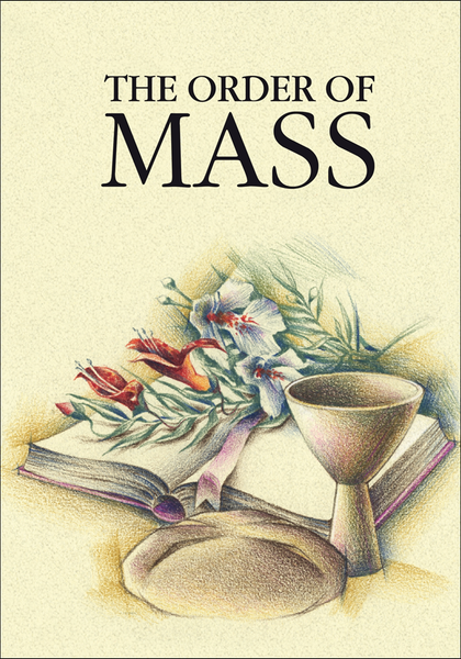 The Order of Mass - Liturgy Brisbane