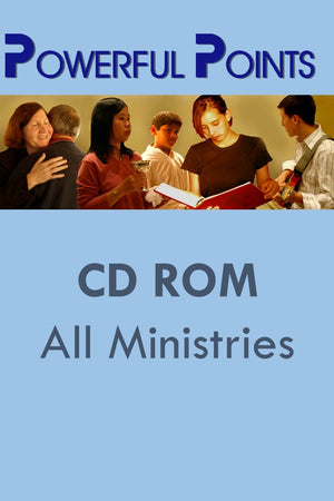 Powerful Points for Liturgical Ministers - CDRom - Liturgy Brisbane