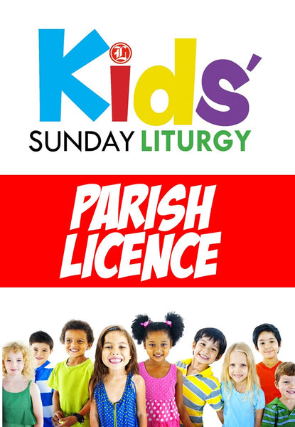 Kids' Sunday Liturgy - Parish Licence - Liturgy Brisbane