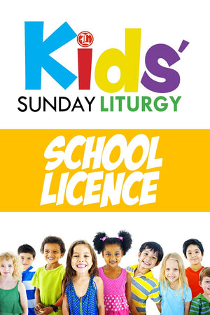 Kids' Sunday Liturgy - School Licence - Liturgy Brisbane
