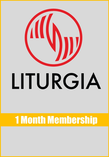 Liturgia Trial for 1 month - Liturgy Brisbane