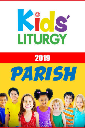 Kids' Liturgy - Parish Licence 2019 - Liturgy Brisbane