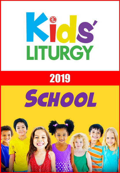 Kids' Liturgy - School Licence 2019 - Liturgy Brisbane