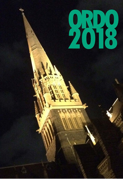 Ordo 2018 - Liturgy Brisbane