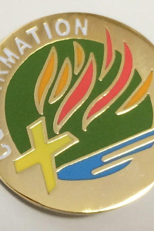 Medal and Pin Confirmation - Liturgy Brisbane