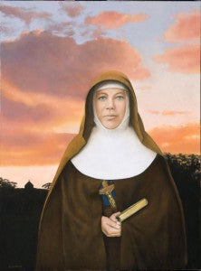 Mary Mackillop Poster - Large - Liturgy Brisbane