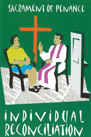 Sacrament of Penance: Children Flyer - Liturgy Brisbane