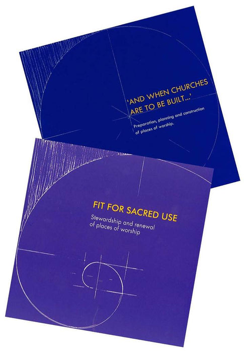 Combined Set of And When Churches Are to be Built and Fit For Sacred Use - Liturgy Brisbane