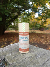 Natural Deodorant PUSH-UP STICK 55g  NEW FORMULA