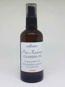 Pure Radiance Face Cleansing Oil 100ml   NEW FORMULA