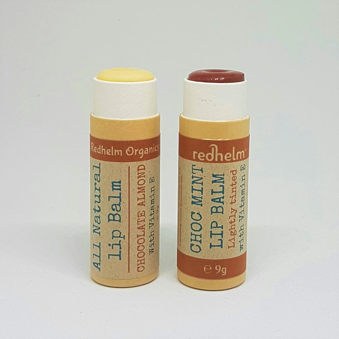 All Natural Lip Balm Duo